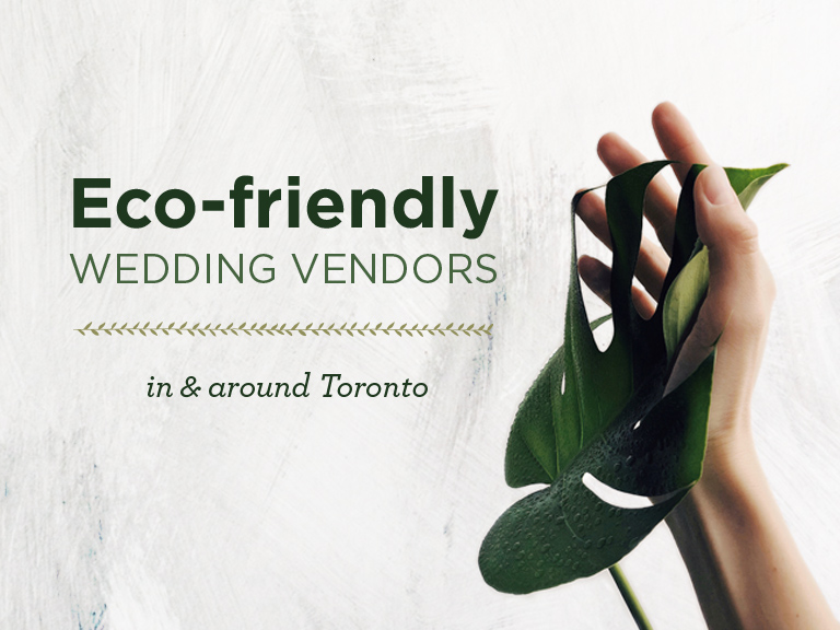 Eco-Friendly Wedding